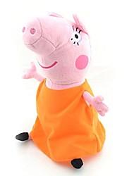 momia del cerdo del peppa de peluche muñeco de peluche