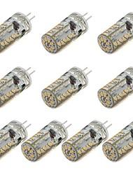 3W G4 LED Mais-Birnen 57 SMD 3014 260 lm Warmes Weiß / Kühles Weiß Dekorativ DC 12 V