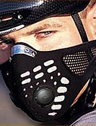WEST BIKING® Cycling Non-woven Black Windproof Thermal Face Mask Bike Cap Bicyle Dustproof Masks
