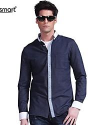 Lesmart® Men's Casual Cotton Denim Shirt