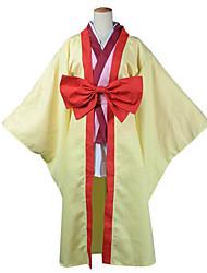 No Game No Life Izuna Hatsuse Kimono Cosplay Costume