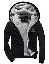 la moda de ocio de los hombres Dibai equipado chaqueta de punto