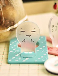 Creative Ultra-Thin Portable LED Expression Small Night Light