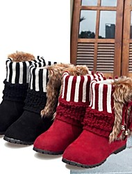Women's Low  Fashional Thermal Boots