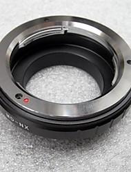 Minolta lente mc md al adaptador de lente NX200 NX100 NX11 NX10 de Samsung nx NX5