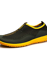 Men's Water Shoes Shoes Fabric Yellow/Orange
