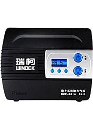 Digital Display Preset Tire Air Pump Tire Inflator WINDEK