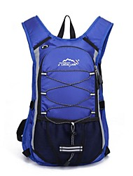 12 L Hiking & Backpacking Pack/Rucksack / Cycling Backpack / Gym BagCamping & Hiking / Fishing / Climbing / Fitness / Swimming / Leisure