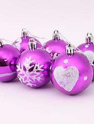 arbre de Noël décoration colorée balle dessin