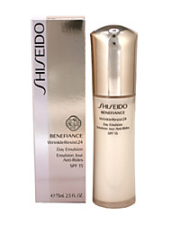 Shiseido Benefiance Wrinkle Resist 24 Day Emulsion SPF15 75ml