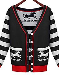 JANSA™ Women's Fashion Stripes Sweater