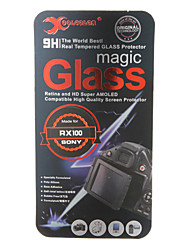 Tempered Glass Camera Screen Protector for Sony RX100