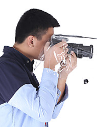 NG-280CR Transparent Cold-proof Protective Rain Cover for Canon/Nikon