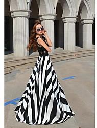 nouvelle robe de dentelle sp poux bande max des femmes qiansy