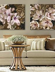персональную электронную Home® холст печати цветок 30x30cm 40x40cm 60x60cm оформлена холстины набор 2