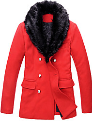 Fashion Casual Long Sleeve Warm Coat