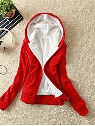 sudaderas con capucha de forro polar de skymoto®women (más colores)