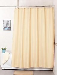 solido poliestere beige tenda 180x200cm
