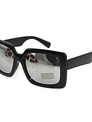 100% UV400 Square Aluminum Lightweight Sunglasses