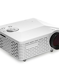 Factory-OEM BL-18 LCD Mini Projector HVGA (480x320) 2000 Lumens LED 4:3/16:9