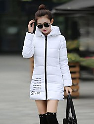 Xinfu™Women's 2014 New Fashion Ladies Down Coat Winter Cotton-padded Jacket Women Slim Zipper Coat