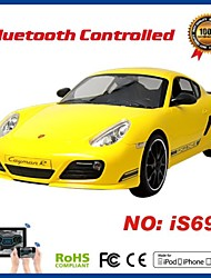 I-control Licensed Bluetooth Porsche Car for iPhone, iPad and Android iS690