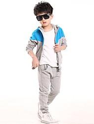 ocio de moda de manga larga de la ropa del niño