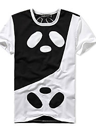 New Arrival Panda Design Fashionable T-shirt