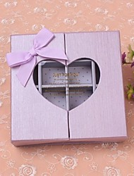 1 Piece/Set Favor Holder - Cuboid Pearl Paper Gift Boxes