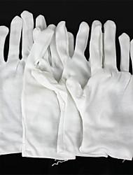 guantes de fuego objetos mágicos - blanco