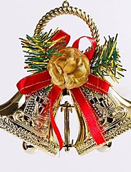 Christmas Tree Decoration Double Bell