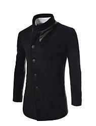 MRPK Men's Casual Wool Coat 8646