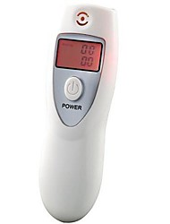 LCD Display Breath Alcohol Tester with Clock Digital And Timer with Red Flashlight PFT-642S