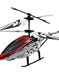 2.5 Channel Metal Strip Lamp Remote Control Aircraft