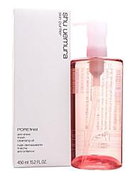 Shu Uemura Skin Purifier Anti-Shine Fresh Cleansing Oil (Pink) 450ml