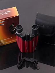 New Stlye Red Mini Paul10X22 Night Vision with Radium Shoots Light Mini Binocular