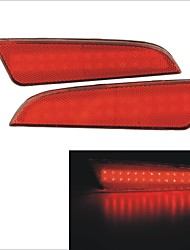 carking™ 12V Rear Bumper Reflector Brake Lights for Buick Excelle-(2PCS)