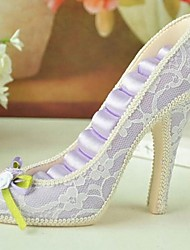 Classicism High Heels Model Jewelry Display Shelf(Random Color)