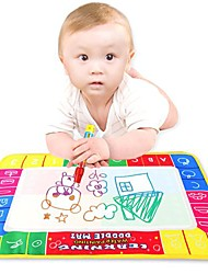 Water 45X29CM Drawing Toys Mat&1 Magic Pen/Water Drawing Board Baby Play