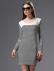 mode robe mince de femmes (plus de couleurs)