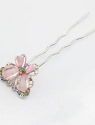 Korean Version of Sweet Temperament Butterfly Hairpin