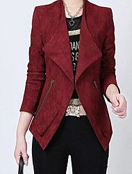 Women's Coats & Jackets Casual Long Sleeve