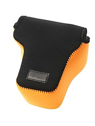 Dengpin® Neoprene Soft Camera Protective Case Bag Pouch for Sony Alpha A7 A7R A7S with 28-70mm Lens(Assorted Colors)