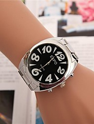Women's Fashion Leisure Swiss Double Scale Steel Belt Watch(Assorted Colors) Cool Watches Unique Watches