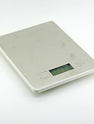 "5000gX1g 1.75"" Display Digital Kitchen Scale (2xAAA)"