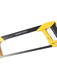 """12"""" Industrial Woodworking Hand Saw Capenter's Hacksaw BLACKS TOOLS"""