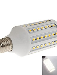 E26/E27 15 W 84pcs SMD 2835 1500lm LM Cool White Corn Bulbs AC 220-240 V