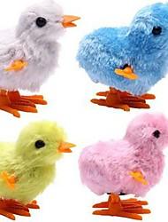 simulação primavera galinha voar (cor aleatória)