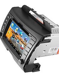 """chtechi-7 """"2 din reproductor de DVD del coche de la pantalla táctil del lcd para Kia Sportage 2.010 a 2.014 con el bluetooth, GPS, iPod, radio, atv"""