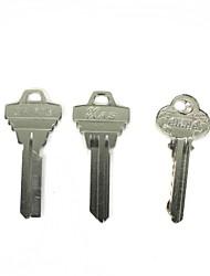 chaves estranhos adereços mágicos - prata antiga